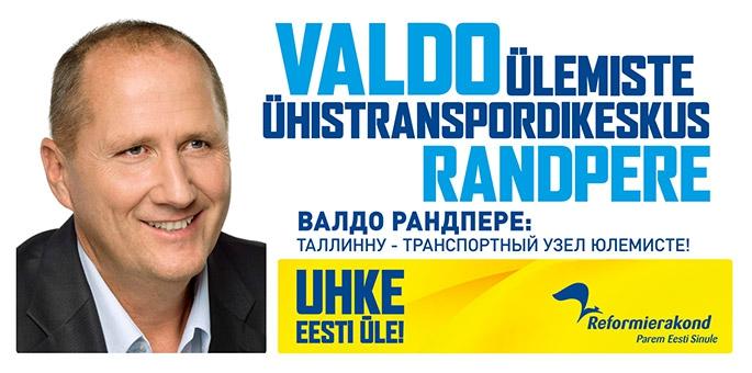 Valdo Randpere